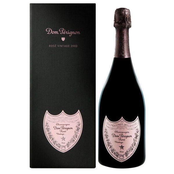 Dom Pérignon Vintage Rosé Με Κουτί