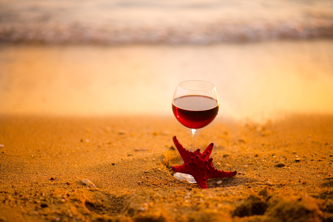 κρασιά και καλοκαίρι