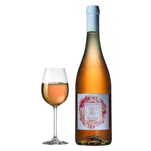 Κτήμα Παλυβού La Vie en Rose Ροζέ Ποτήρι