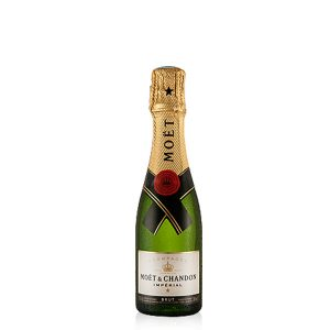 Moet & Chandon Brut Imperial Λευκός 0,2L