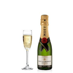 Moet & Chandon Brut Imperial Λευκός 0,2L ποτήρι