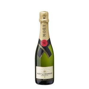 Moet & Chandon Brut Imperial Λευκός 0,375L