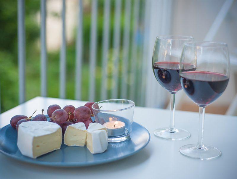 κρασί και τυρί πως να τα συνδυάσεις