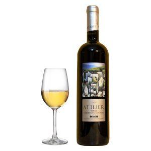 Cavino Atelier Λευκός 2013 Ποτήρι