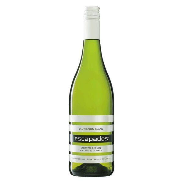 Escapades Sauvignon Blanc Λευκός 2016