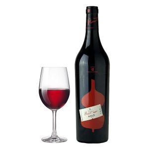 Κτήμα Βιβλία Χώρα Sole Pinot Noir 2015 Ποτήρι