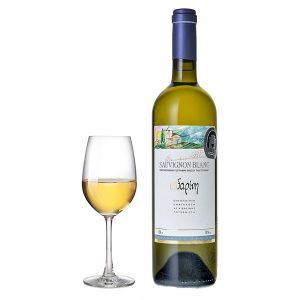 Οινοποιείο Αϊδαρίνη Sauvignon Blanc Λευκό 750ml 2015 Ποτήρι