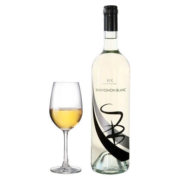 Κιντώνης Οινοποιία Sauvignon Blanc 2014 Ποτήρι