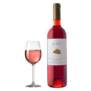 Κτήμα Σιγάλα Εαν Ροζέ Ποτήρι
