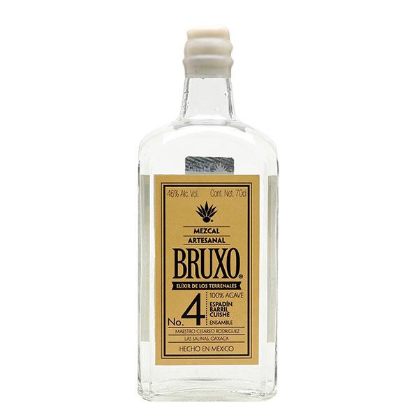 bruxo-no4-mezcal-700ml