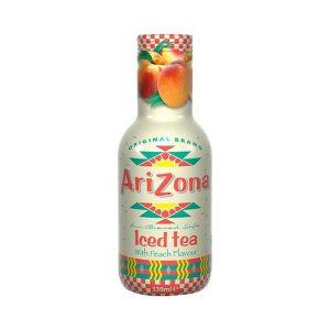 arizona-iced-tea-peach-450ml